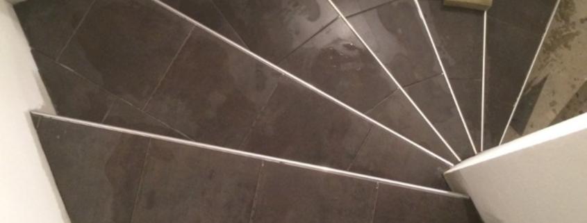 Treppe Konstruktion